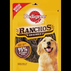 Récompense pour chien Ranchos originals au poulet PEDIGREE, 70g