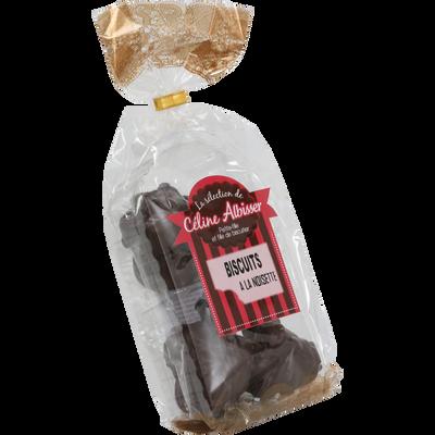 Pain d'épices chocolat noir/noix BISCUITERIE ALBISSER, 175g