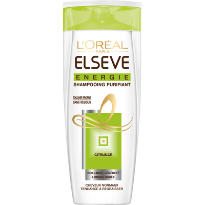 Shampooing  Citrus ELSEVE, 250ml