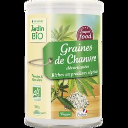 JB SUPER GRAINES DE CHANVRE