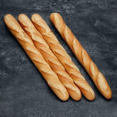 Baguette, 1 pièce, 200g
