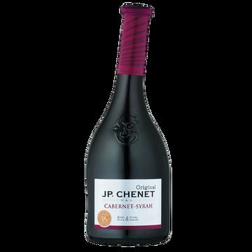 J.P. Chenet Vin Rouge Pays D'oc Igp Cabernet Syrah Jp Chenet, 75cl