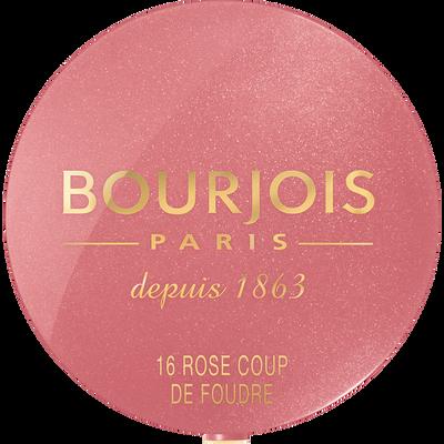 Blush boîte ronde 016 rose coup de foudre BOURJOIS, 2,5g