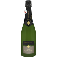 Brut Champagne Aop 1er Cru  Louis Danremont U, 75cl