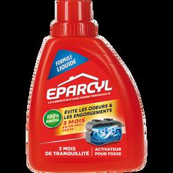 Activateur liquide pour fosses septiques EPARCYL, 500ml