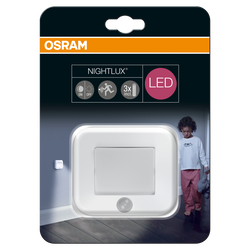 LED OSRAM NIGHTLUX VEILLEUSE HALL BLANC