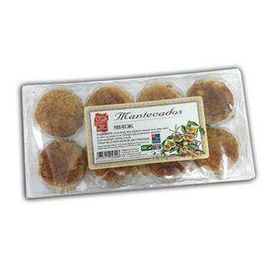 Biscuit Mantecados , barquette de 8 pièces LE TECH