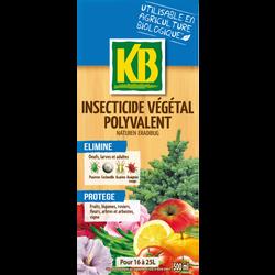 Insecticide végétal KB UAB, 500ml
