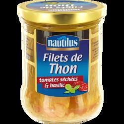 Filets de thon au thym NAUTILUS, 135g