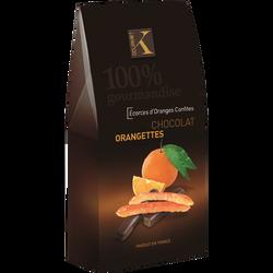 Orangettes, 100g