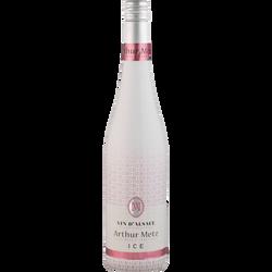 Vin d'Alsace Ice blanc sleeve Arthur Metz, 75cl