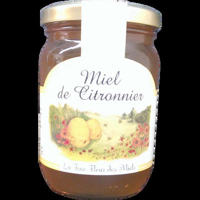 Miel de citronnier, MELLI OUEST, 375g