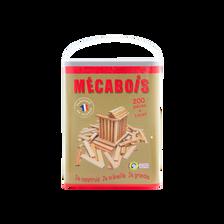 Mecabois 200 pièces