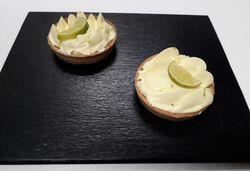 Tartelette au citron - FABRIQUE DANS NOS ATELIERS - 2 parts
