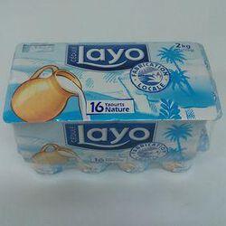 LAYO NATURE 16X125G