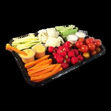 Plateau réception 6 légumes, barquette, 1,06kg