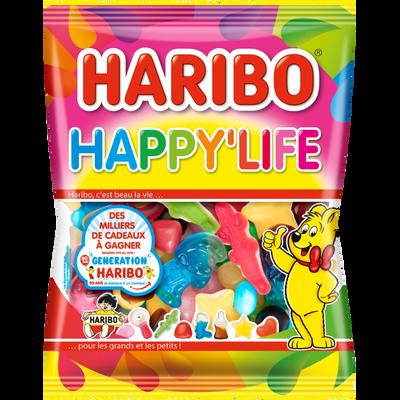 Happy life HARIBO, sachet de 275g