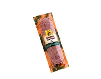Saucisse Pur Porc A Cuire - 325G - MORTEAU SAUCISSE