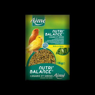 Nutri'balance canaris AIME, 1kg
