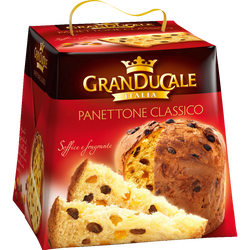 Panettone pur beurre GRANDUCALE, 900g