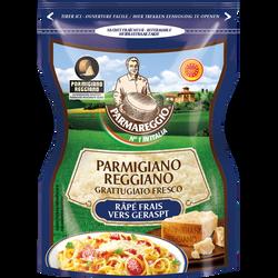 Parmigiano Reggiano DOP râpé au lait cru PARMARE GGIO, 30%mg, 60g