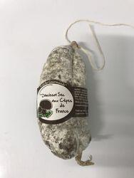 Saucisson aux cèpes Teyssier salaisons 250g