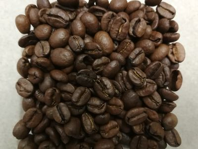 CAFE VRAC.BRESIL ALFENAS CARAVEL. sachet 400gr