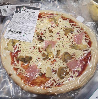 PIZZA CAPRIOCCOSA 550GRS