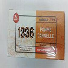 POMME CANNELLE 25 sachets 37,5g