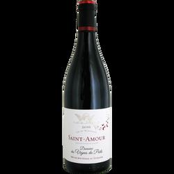 """Vin rouge AOP Saint Amour """"Domaine des Vignes du puits"""""""