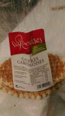 GALETTE CAMPINOISE 375G
