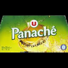Panaché U, pack 10 bouteilles de 25cl