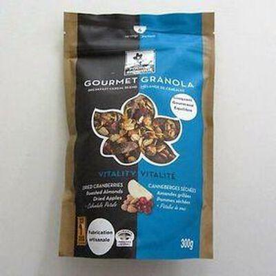 Mélange de céréales gourmet granola Vitalié FOURMI BIONIQUE,300g
