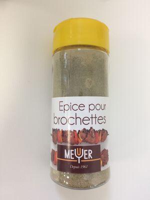EPICES BROCHETTES 55GR