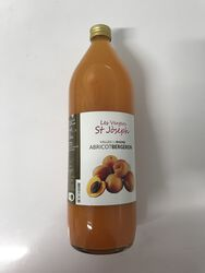 Nectar d'abricot bergeron les vergers St Joseph 1L