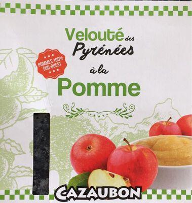 COMPOTE DE POMME 4X125G