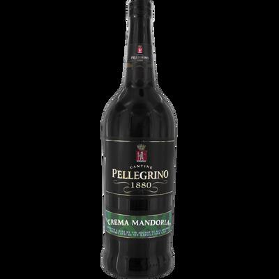"""Crème d'amandes """"Créma Mandorla"""" PELLIGRINO, 18°, 75cl"""