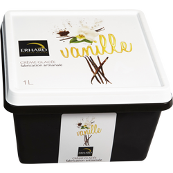 Crème glacée vanille, EHRARD, 560g