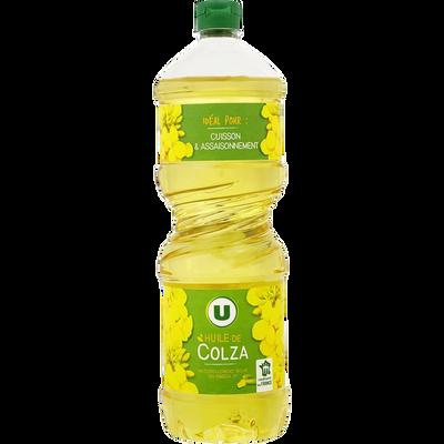 Huile de colza U, bouteille de 1l