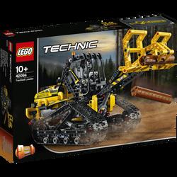 La chargeuse sur chenilles LEGO Technic