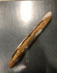 Baguette Pipriataine aux graines de tournesol, 250g