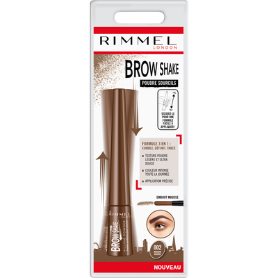 Mascara sourcil poudre brow this way 002 RIMMEL, blister