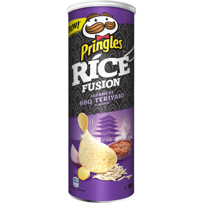 Chips japanese bbq teryaki PRINGLES, 160g