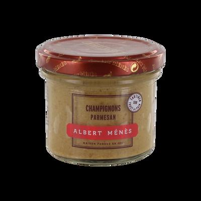Crème forestiere au parmesan ALBERT MENES, 100g