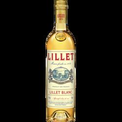 Apéritif blanc LILLET, 17°, 75cl