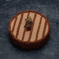 Moka chocolat décongelé, 1 pièce, 70g