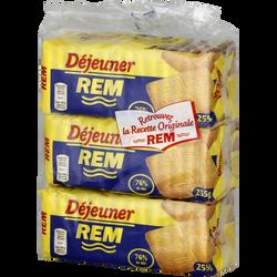 Biscuits Déjeuner REM Lu, paquet de 765g