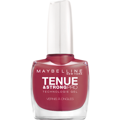 Vernis à ongles tenue & strong vrai rose 202 MAYBELLINE, nu