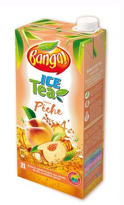 Banga Ice Tea Pêche 2l