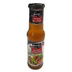 Sauce pimentée pour Salade, Flacon de 250ml - EXOTIC FOOD